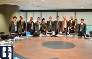 北京市租赁行业协会在西班牙与欧洲同行交流
