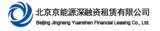 北京京能源深融资租赁有限公司